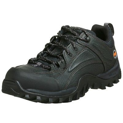 Timberland PRO Men's 40008 Mudsill Low Steel-Toe Lace-Up,Black,9 W