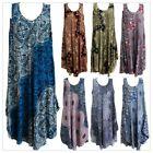 Tie Dye Maxi Dress Dresses for Women