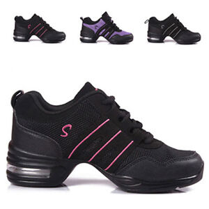 Dance-Shoes-Sneakers-Bloch-Style-Heels-for-Jazz-Hip-Hop-Gymnastics-Gym-Hiking