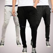 Low Crotch Sweatpants