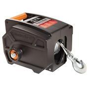 12 Volt Portable Winch