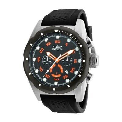 Invicta 20305 50mm Speedway Quartz Chronograph Silicone Strap Men's Watch