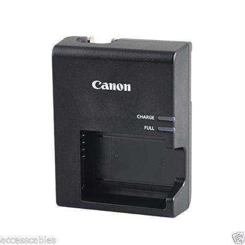 Genuine Canon Rebel T3 T5 T6 T7 Camera Charger LP-E10, LC-E10 1100D 1200D 1300D