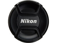 Nikon Camera LC-62 Lens Cap 62mm Orginal Genuine Lens front Cover