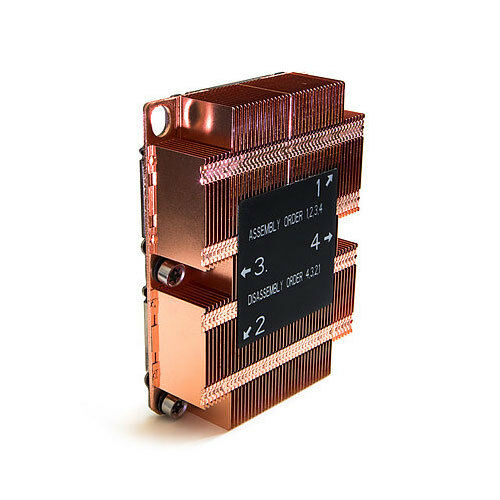 Dynatron B4A 1U CPU Cooler Intel Socket FCLGA3647 Narrow ILM