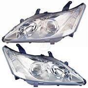 Lexus ES350 Headlight