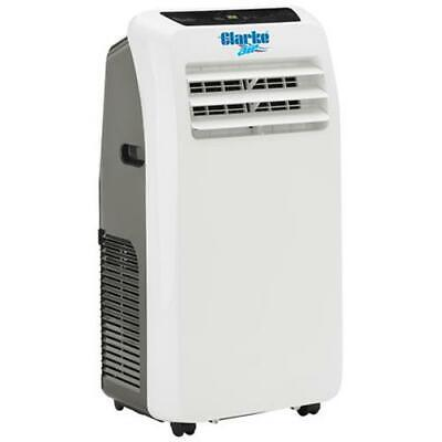 Portable Clarke Air Conditioning Unit Complete With Remote Control. AC10050.