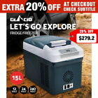 12V (DC) 11-15L Volume Camping Ice Boxes & Coolers