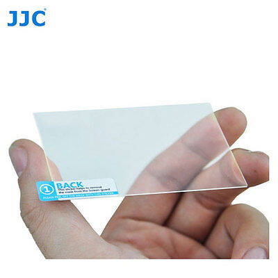 JJC GSP-LX100 Optical GLASS LCD Screen Protector Film for Panasonic LX100 Camera