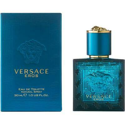 VERSACE EROS 30ML EAU DE TOILETTE SPRAY BRAND NEW & SEALED