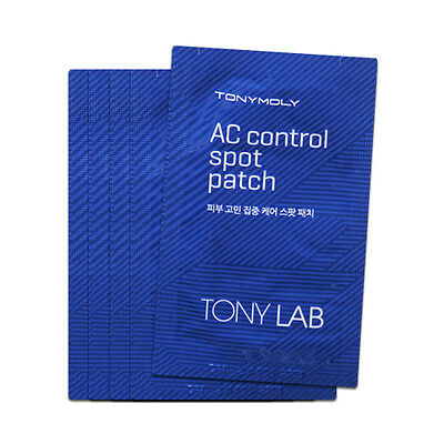 Tonymoly  Tony Lab Ac Control Spot Patch   5Pcs