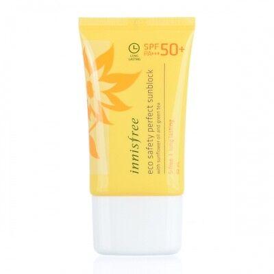 Innisfree Eco Safety Perfect Sunblock SPF50+ Sunsceen 50ml