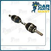 Kia Sedona Drive Shaft