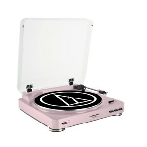 Audio Technica Automatic Belt-Drive Turntable Record Player