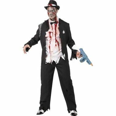 - Zombie Gangster Kostüme