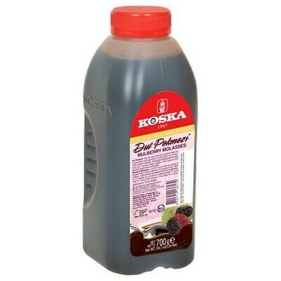 KOSKA - Mulberry Molasses NET 700gr. Plastic bottle DUT Pekmez