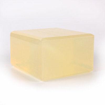 Melt and Pour Natural Vegetable Glycerin Soap Base 25 LB Block BULK