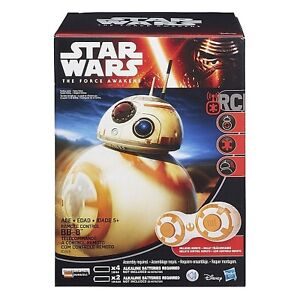 Brand NEW Star Wars The Force Awakens RC BB-8