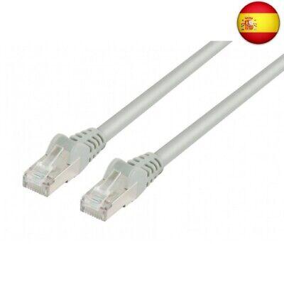 Cable Ethernet FTP CAT7 GRIS 0.50m.