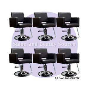 Styling chair beauty hair salon equipment furniture h6b ebay for Beauty salon furniture packages