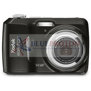 Kodak-EASYSHARE-C1530-14-0-MP-Digital-Camera-Black-New