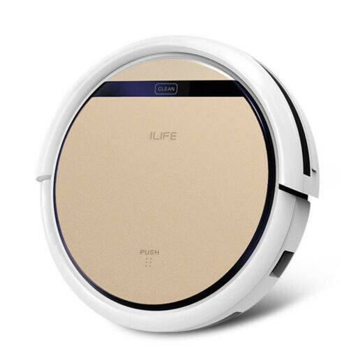 ILIFE V5S Pro Smart Cleaning Robot Auto Robotic Vacuum Dry &