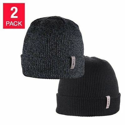 SALE! Bula Unisex Wool Blend Beanie 2 Pack Winter Hat VARIETY COLOR - C34 Bula Winter Hat