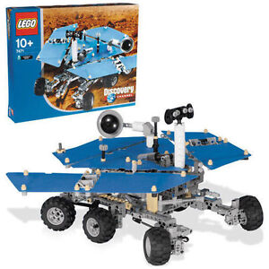 LEGO 7471 Space Mars Exploration Rover with box & instructions