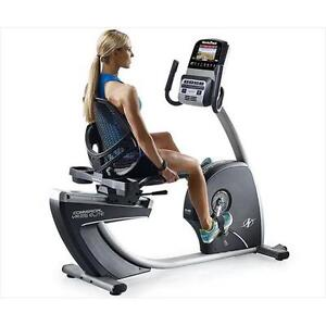 NordicTrack Commercial VR 25 Recumbent Bike - Brand New
