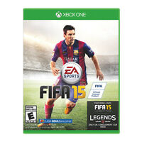 FIFA 15 for Xbox One mint