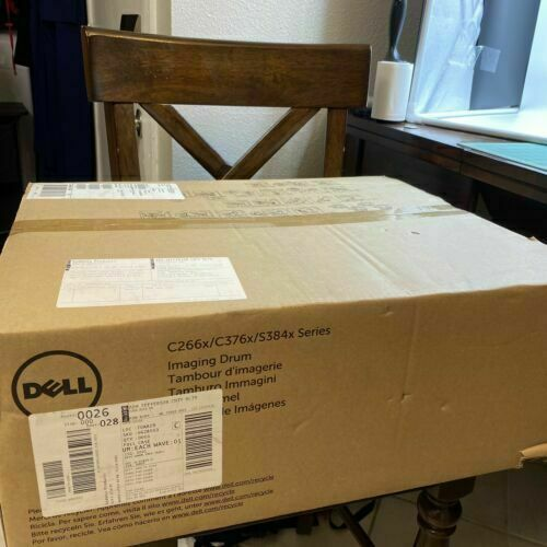 Dell Imaging Drum CT350965 59J78 C266X C376X S384X New Sealed in Box Genuine