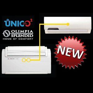 3s climatiseur unico twin olimpia splendid sans unit - Climatiseur sans unite exterieure ...