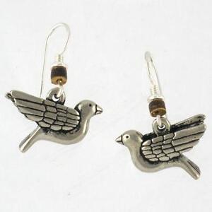 Laurel Burch Bird Earrings