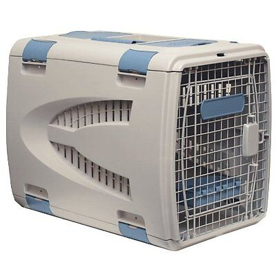 Soft Sided Pet Carrier with Bowl Portable Air Car Travel Carrying Handle Dog Cat