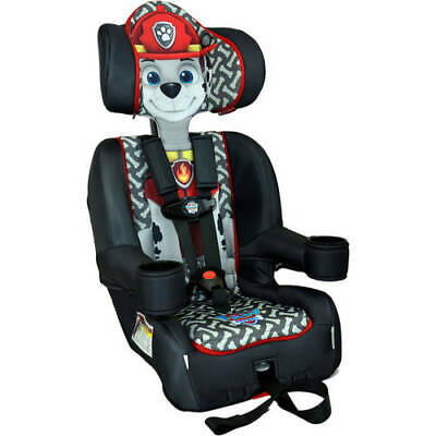 KidsEmbrace Nickelodeon Paw Patrol Booster Car Seat Marshall Combination Seat