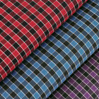 Check/Plaid Unbranded Fabric