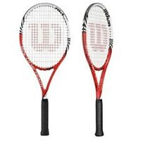 WILSON BLX SIX-ONE 95 TENNIS RACQUET ,GRIP 4 1/2 , NEW