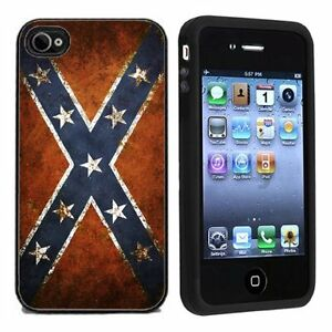Confederate Flag Iphone S Case
