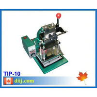 Tip-10 Manual Hot Foil Stamping Machine / Card Tipper