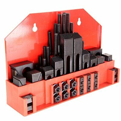 Hfsr 58pc 58 Slot 12-13 Stud Hold Down Clamp Clamping Set Bridgeport Mill