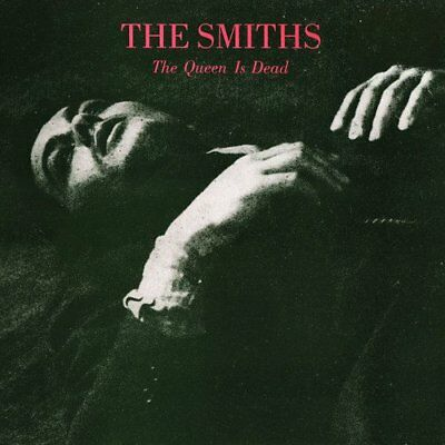 THE SMITHS THE QUEEN IS DEAD VINYL ALBUM (2012 Re-issue)