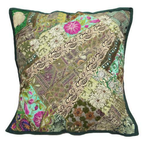 large cushion covers pillows ebay. Black Bedroom Furniture Sets. Home Design Ideas