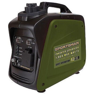 Sportsman 1000 Watt Inverter Generator - CARB-Approved |NO SALES TAX|