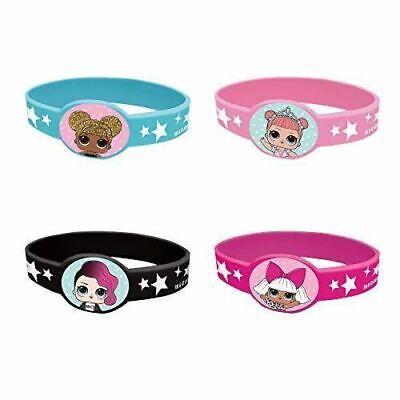 Lol Surprise Stretch Armbänder Partybeutel Füller Geschenke Mädchen Kinder