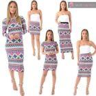 Aztec Casual Dresses for Women