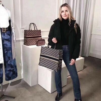 NEW WOMEN embroidery fashion Vintage shopping bag large capacity canvas handbag