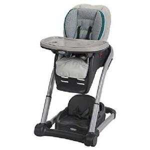 Graco Blossom 6-In-1 Convertible Highchair, Sapphire