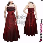 Satin Dress Size 20