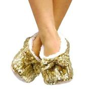 Gold Slippers