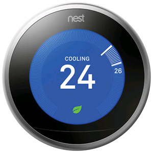 Unopened Nest Wi-Fi Smart Thermostat 3rd Generation